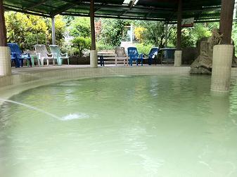 ラーチャブリー県スワンプン郡のボークルン温泉